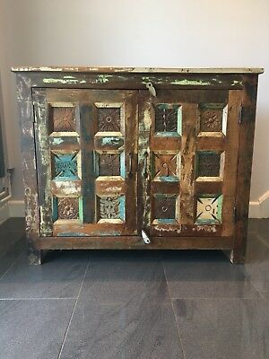 Beautiful upcycled 2-door sideboard