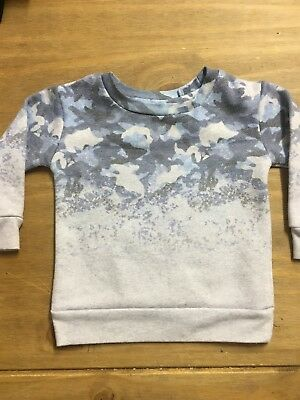 Baby Boys Jumper River Island Mini 0-3 Months