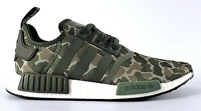 af83441543040 ADIDAS ORIGINALS NMD R1 Boost Shoes Camo D96617 Camouflage New Mens ...