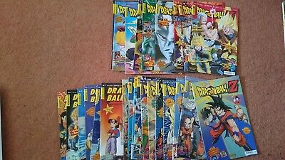 Dragonball Z, GT  26 Comics