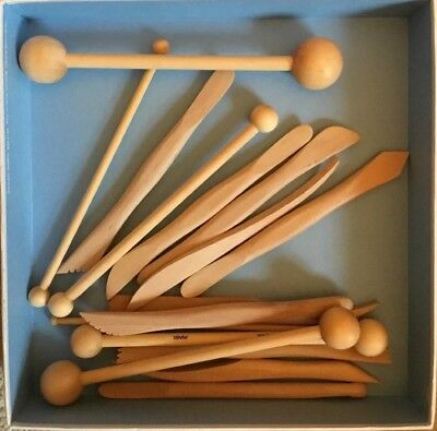 Crafting Tools Wooden
