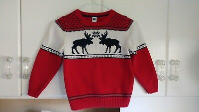 Boys Janie and Jack sweater size 5