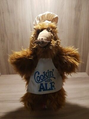 Alf Handpuppe Cooking With Alf Alien Productions 1988