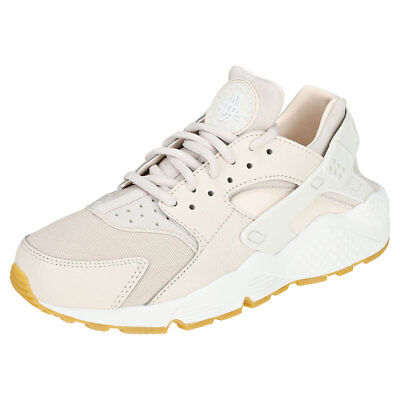 promo code dcd61 05a78 Nike Air Huarache Run Beige Womens Trainers - 634835-034