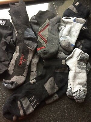 Gym Socks Size 9 Adults +