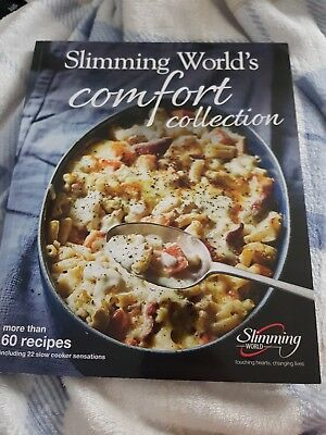 Slimming World Comfort Collection Recipe Book