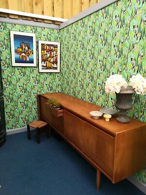Quality Teak 1960's Long John Sideboard