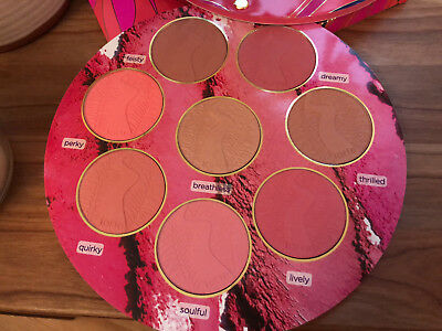 Tarte BIG Blush Book 2 - Limited Edition mit 8 (!) tollen Rouge/Blushed