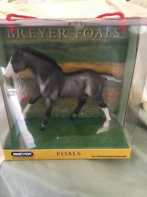 Breyer 1156 Moon Bean Grullo Foal
