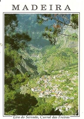 AK - Madeira - Portugal - Eira do Serrado - Curral das Freiras - neu