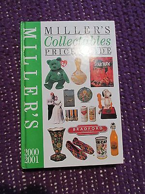 Millers Collectables Price Guide 2000-2001 Hardback edition, Good condition