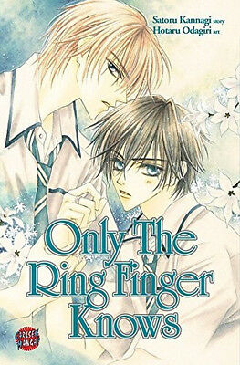 Manga - ONLY THE RING FINGER KNOWS