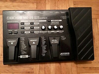 Roland Boss ME 25 Effektgerät / Audiointerface *Top Zustand* & *Top Sound* !