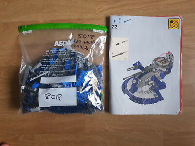 Lego Star Wars 8018 Armored Assault Tank Aat Complete No Minifigs