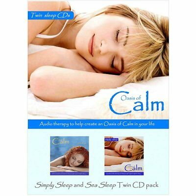 Help to Sleep - Double Sleep CD - Oasis of Calm. Relaxing Ocean Sounds and Soft