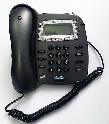 BT Paragon 450 Telephone Answering Machine
