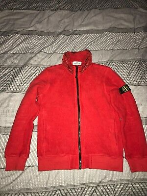 "Boys Genuine Stone Island jacket/Top.company.Age 12 Pit 2 pit 20"" cp.Mens.Kids"