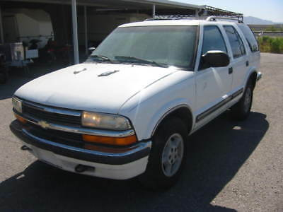 1998 Chevrolet Blazer 4 Door SUV