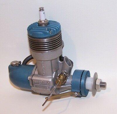 New-Never Run 1972 Remco .29 Spark Ignition Model Airplane Engine