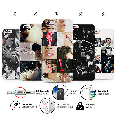 Harry Styles Collage British Singer Phone Case Cover Iphone 5 6 7 8 X Xs Max Xr