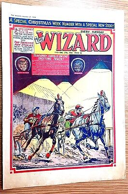 The Wizard Comic No 1715 December 27th 1958
