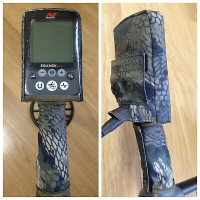 """Set of cover cases for  Minelab Equinox 600/800 """"Snake"""""""