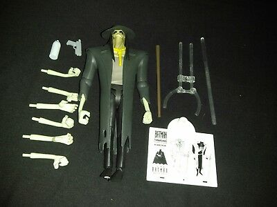 Dc Batman the animated series new adventures scarecrow 6 inch figure complete
