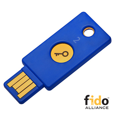 FIDO U2F SECURITY KEY - Brand NEW