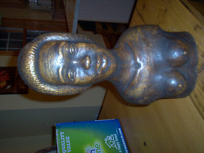 Black Art Wood Carving,hand carved solid wood.