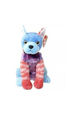 9456d3b45e0 TY BEANIE BABY - HODGE-PODGE the Dog (6 inch) - MWMTs Stuffed Animal ...