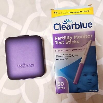 Clearblue Fertility Monitor and 15 Test Sticks