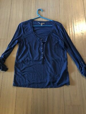 Nursing Tops Lot Of Two