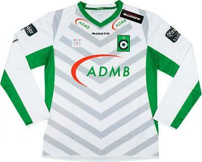 Cercle Brugge Long Sleeve Away Shirt 2013/14 Large TD170 PP 03
