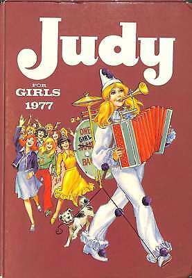 Judy for Girls 1977 (Annual), , Good Condition Book, ISBN 0851161502