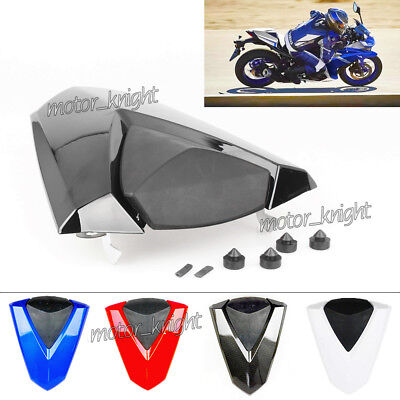Pillion Rear Seat Cover Solo Fairing Cowl For 2013-2018 YAMAHA YZF R25 R3 MT-03