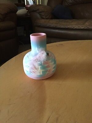 Southwestern Decor.  Pottery.  1 Of 3 In The Set.