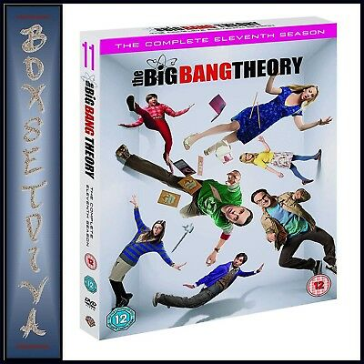 The Big Bang Theory Complete Season 11 - Eleventh Season ** Brand New Dvd