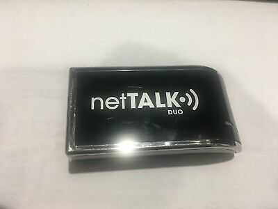 Nettalk Duo VOIP Telephone Service Adapter