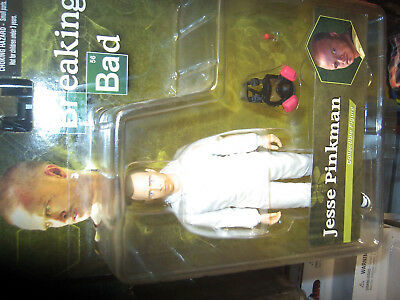 Breaking Bad EXCLUSIVE  Jesse Pinkman Collectible FIGURE  FROM UK  WHITE