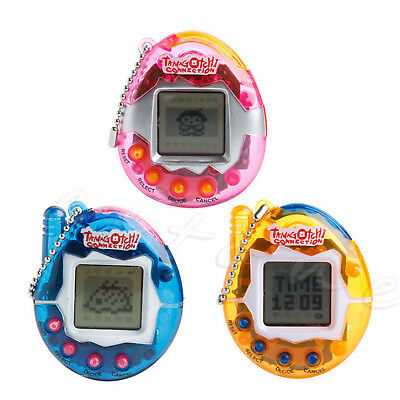 90S Nostalgic 49 Pets in 1 Virtual Cyber Pet Toy Funny Tamagotchi Retro Game BE