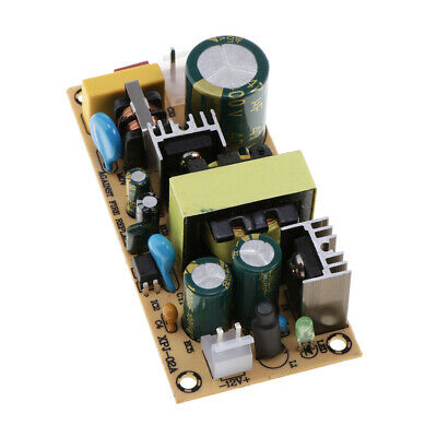 AC 220V to DC 12V 3A 36W Isolated Switching Mode Power Supply Board Module