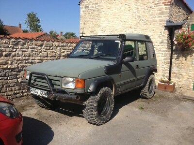 land rover discovery ,4x4,off roader