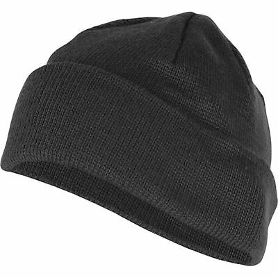 251a6cfc8f2 NEW arctic russian army hat beanie wool cotton military men cap black  military