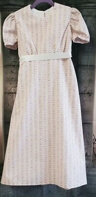 Little Girl's Regency Style Gown