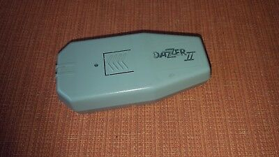 "K-II Enterprises Ultrasonic Dog Deterrent 5"" x 2"" x2""  DAZER DAZER 2 TRAINING"