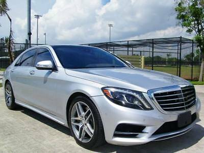 S-Class S550 MINT!! $128K MSRP!! MERCEDES S550 4MATIC!! TOO MANY OPTIONS TO LIST!! CALL NOW!!
