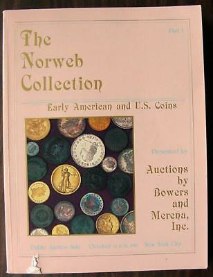 The Norweb Collection of Early American and US Coins, Part I, with PR