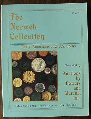 The Norweb Collection of Early American and US Coins, Part II, with PR