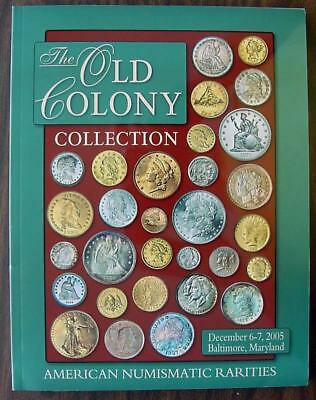 ANR - The Old Colony Collection, Dec 2005, with PR
