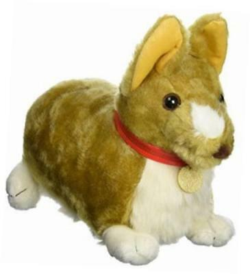 Cowboy Bebop Ein Welsh Corgi Puggy Dog Stuffed Plush Toy - Great Condition